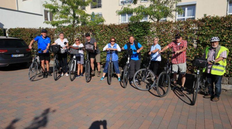 Radtour für Experten ( Trainierte Radler) am Sonntag, den 15.09.2019