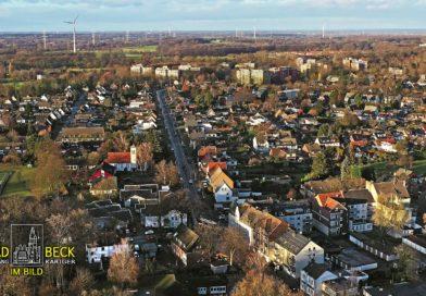 Unsere Siedlung Rentfort von oben. Luftaufnahmen von Wolle Gladbeck (Kariger)